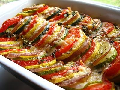 Vegetable Tian Yummy And Sweet